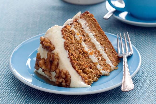 4 receitas de bolo de cenoura tradicionais e originais