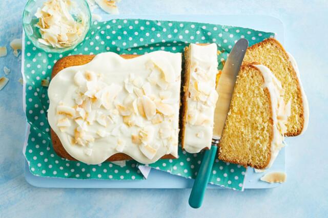 receitas de bolo de limão húmido