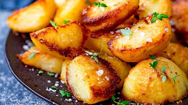 Aprenda a fazer batatas assadas