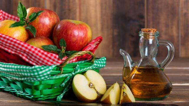 1 colher de vinagre de maçã por dia