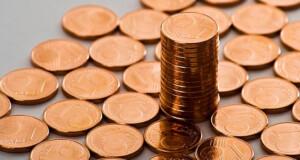 Moedas raras e valiosas de 1 cêntimo