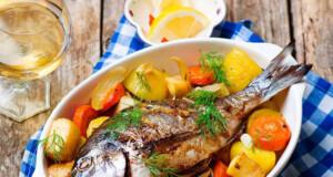 Aprenda a temperar peixe