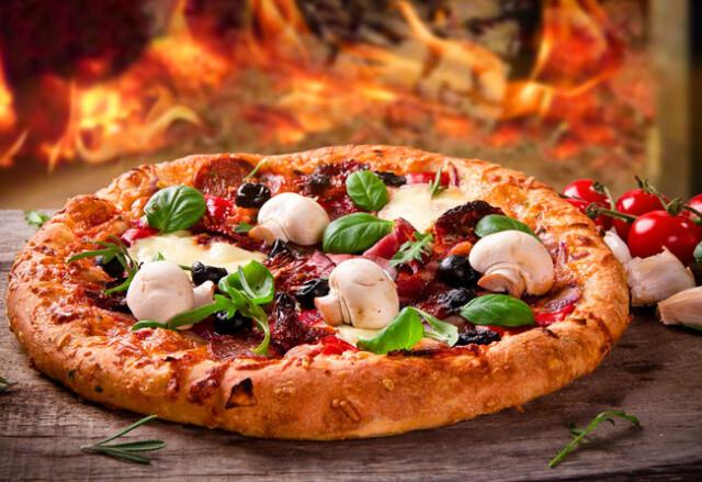 azer a pizza perfeita