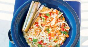 3 receitas de arroz