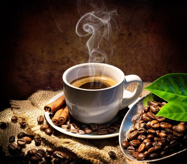 deixar de tomar café