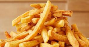 Aprenda a fazer batatas fritas