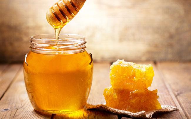 uma colher de mel por dia
