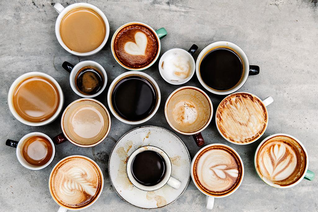 Café no trabalho