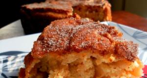 6 receitas de bolo de maçã irresistíveis