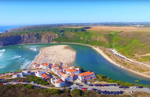 Praia em Portugal eleita