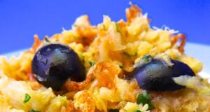 6 receitas de bacalhau desfiado