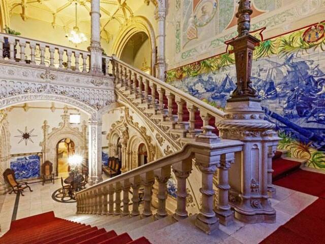 melhor hotel castelo de luxo
