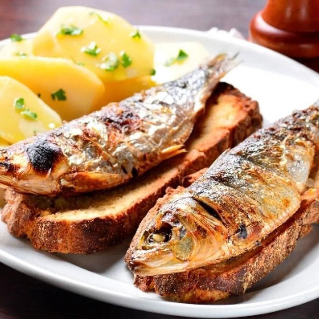 A sardinha