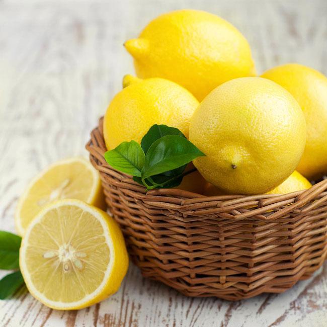 poder do limão
