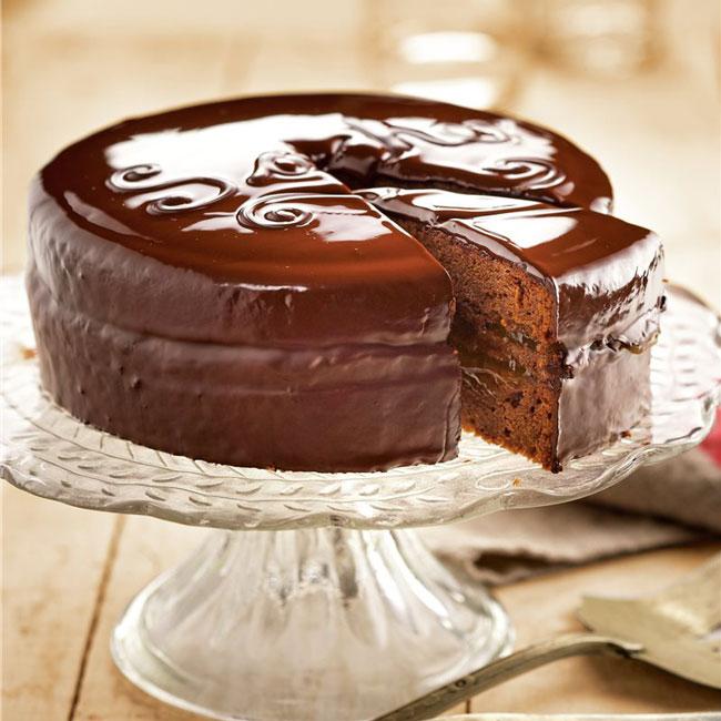 4 receitas de bolo de chocolate