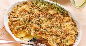 8 receitas de bacalhau com broa
