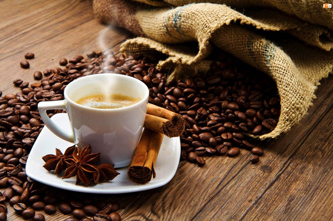 O seu café melhora
