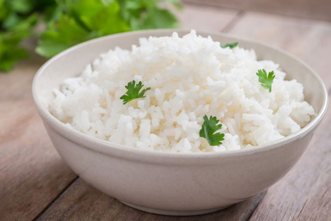 Como fazer arroz solto