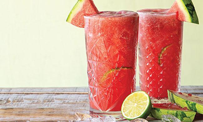 receitas com melancia