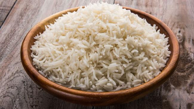 fazer arroz branco muito saboroso
