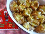 fazer batatas a murro