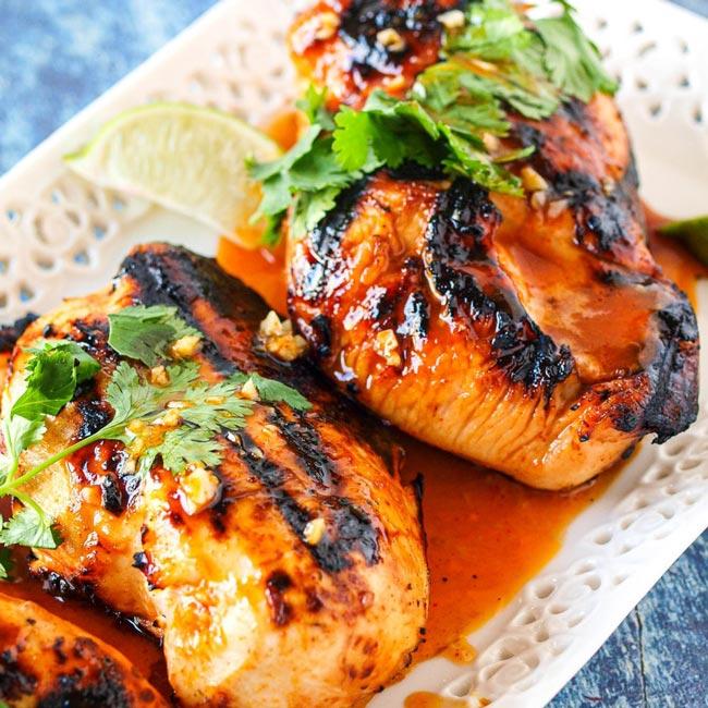 melhores temperos para frango grelhado