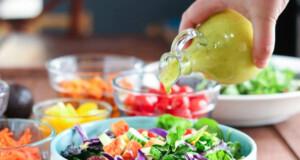 Como fazer os melhores molhos para saladas