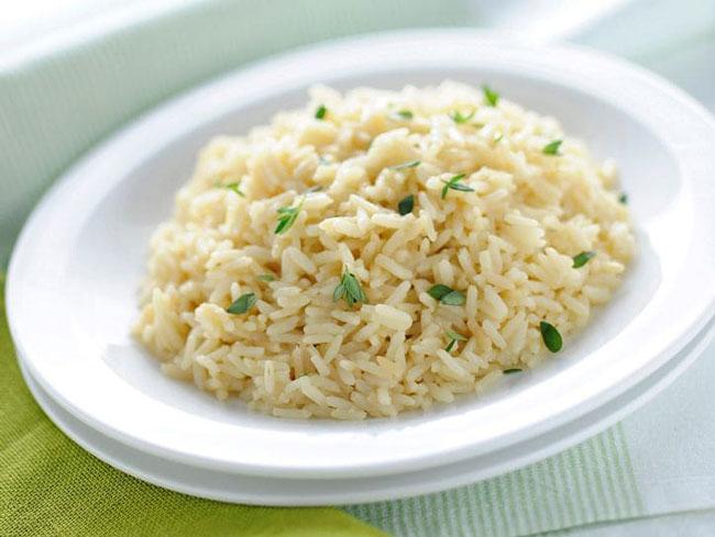 fazer arroz solto
