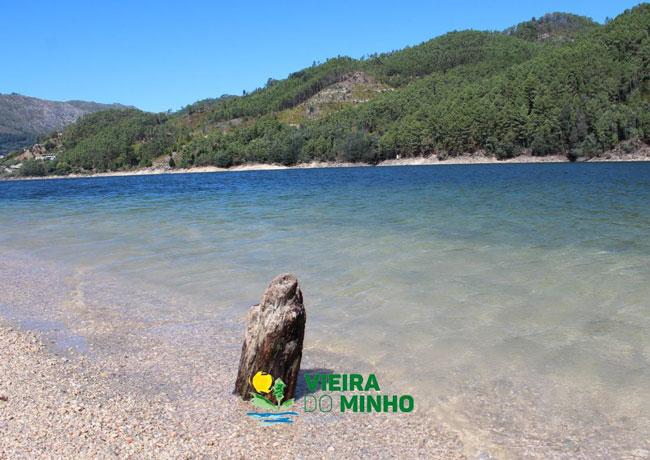 praias e lagoas de Vieira do Minho