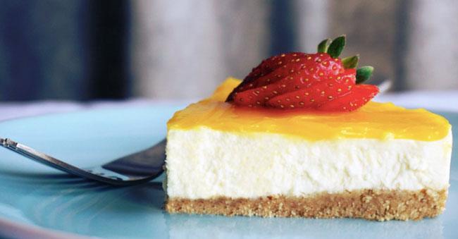fazer o cheesecake perfeito