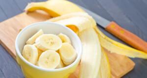 2 bananas por dia