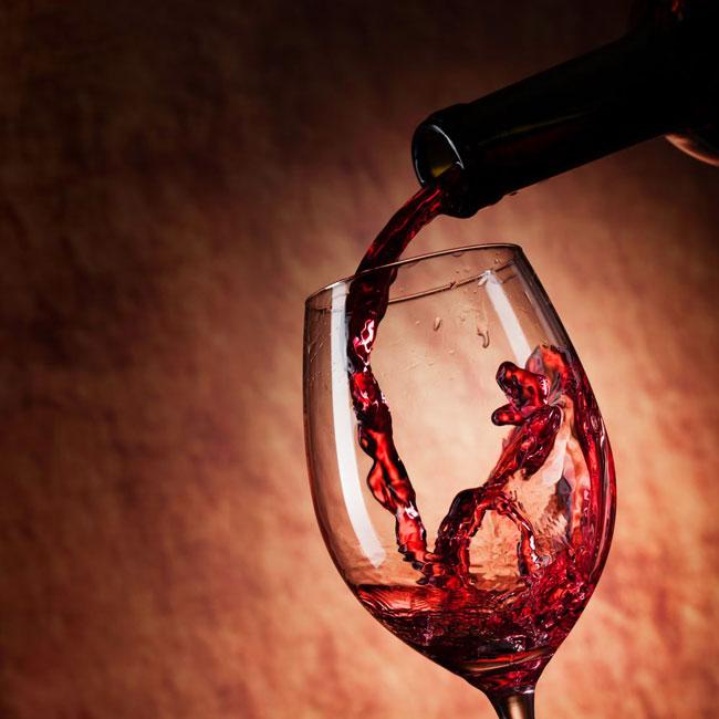 vinho tinto impede o efeito dos medicamentos
