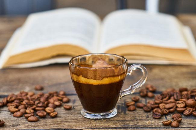 estranhos efeitos do café