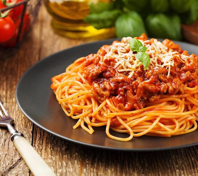 melhores receitas com esparguete