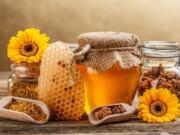 mel pode fazer maravilhas pela sua pele