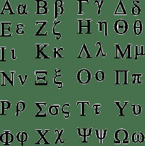 alfabetos do mundo