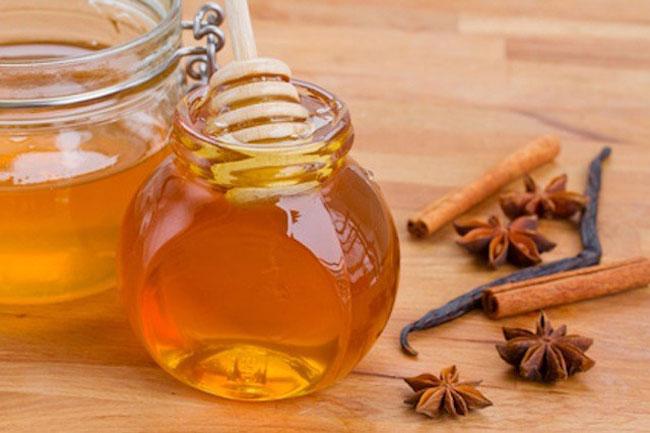 Chá de canela e mel