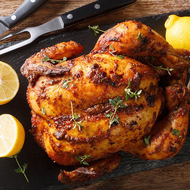 Como fazer o frango assado