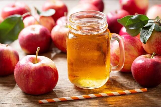 1 colher de sopa de vinagre de maçã por dia