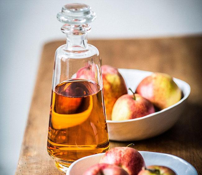 malefícios do vinagre de maçã