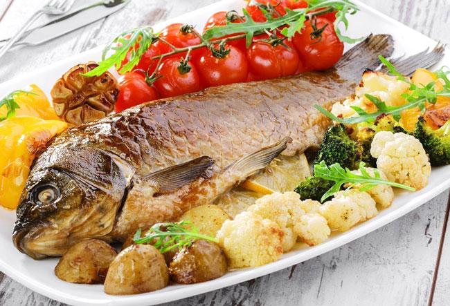 Como fazer peixe assado perfeito