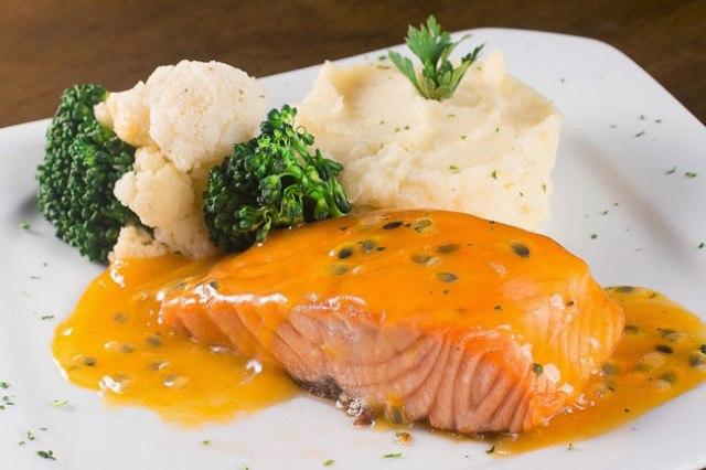 Tempere o peixe como um Chef
