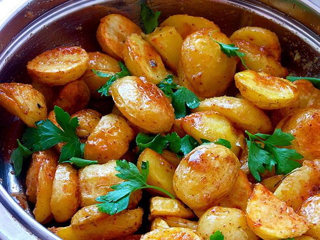 As melhores batatas assadas