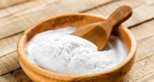 usar bicarbonato de sódio no cabelo
