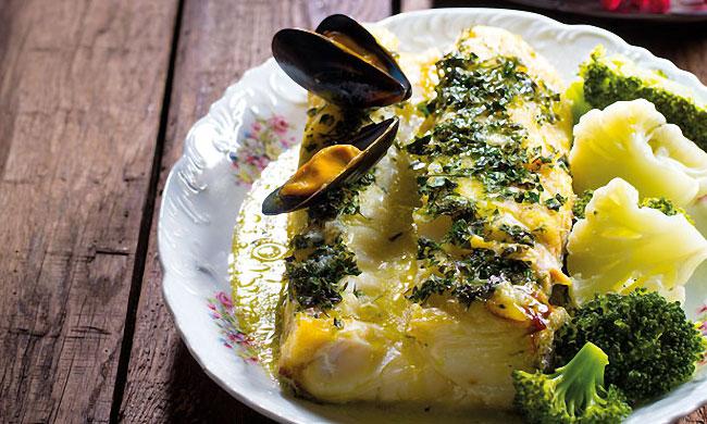 receitas de bacalhau assado no forno
