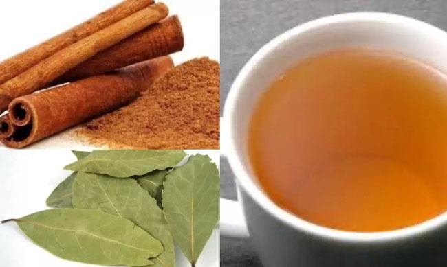 chá de louro com canela para emagrecer