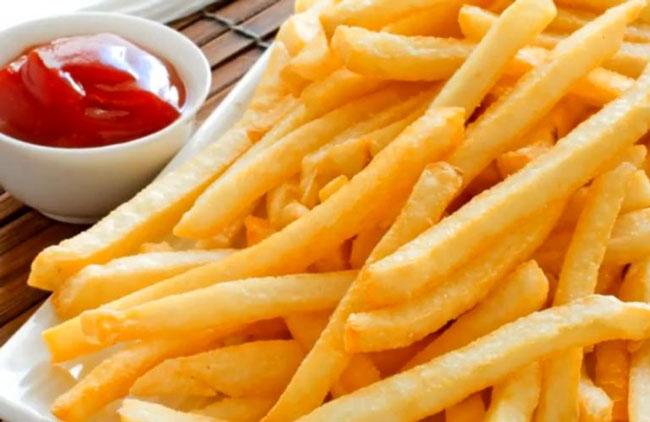 melhores batatas fritas