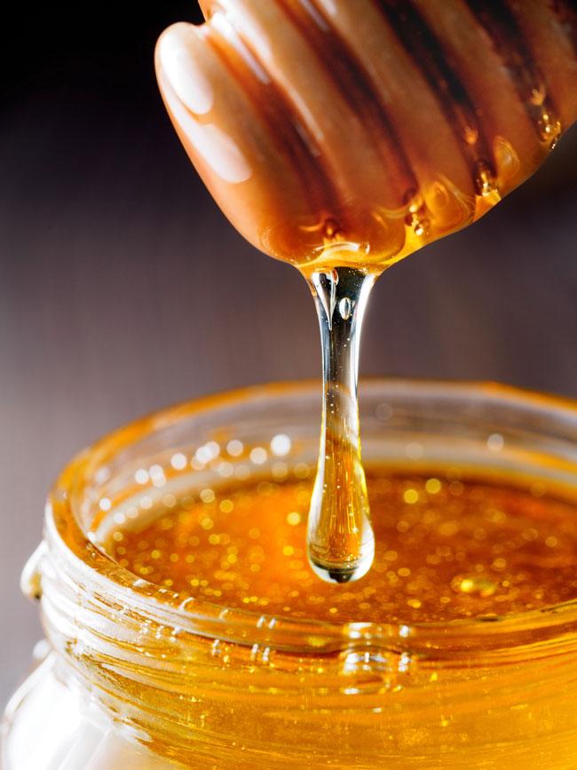 Coma mel todos os dias