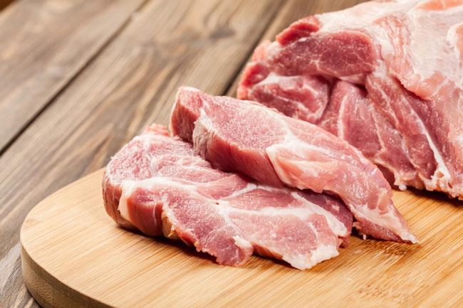 preparar carne de porco