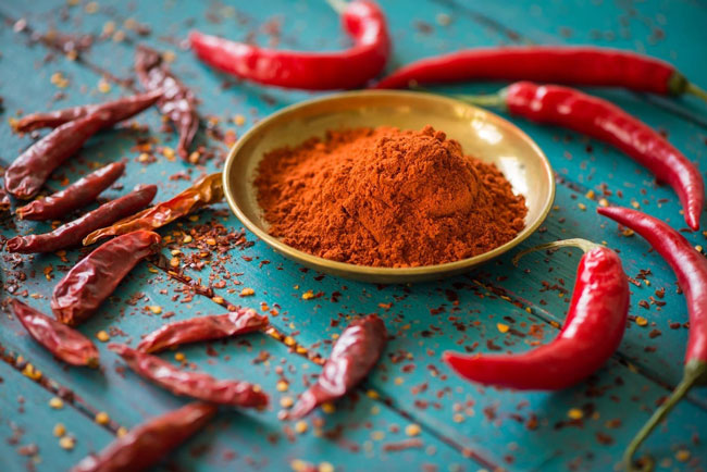 Perigos e benefícios da pimenta